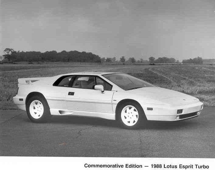 brochures lotus esprit turbo atmosph rique turbo s lotus esprit addiction