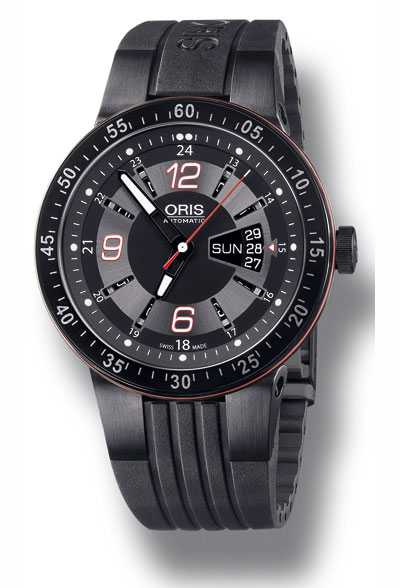 Votre avis sur la Oris WilliamsF1 Team Day Date 2009 Oriswilliamsf1daydate